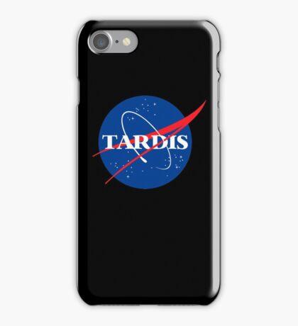 Dr Who Tardis T-Shirt iPhone Case/Skin