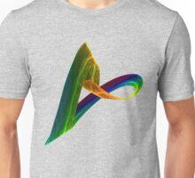 Wrap Around Unisex T-Shirt