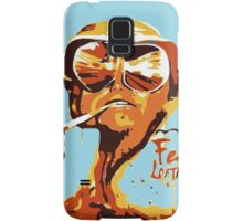 Fear and Loathing in Las Vegas Painting Samsung Galaxy Case/Skin
