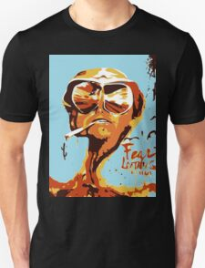 Fear and Loathing in Las Vegas Painting T-Shirt
