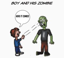 A Boy and His Zombie by Rajee