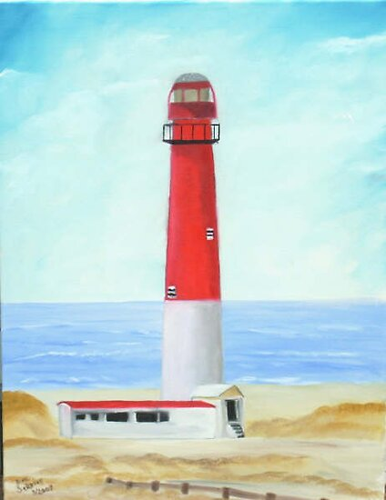 Barnagate Light House by towncrier