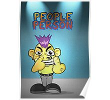 Funny People Person Poster