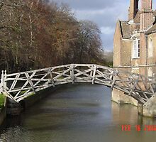 Mathematical Bridge by Richard Elston