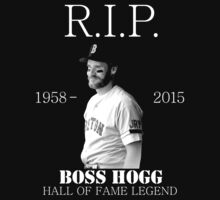 RIP Boss Hogg shirt by lavalamp