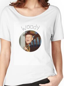 Woody Women's Relaxed Fit T-Shirt