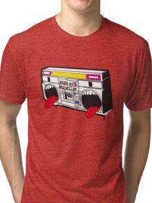 Speedy Tee - Loud! Tri-blend T-Shirt