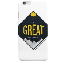 A Great Distance Goodies iPhone Case/Skin