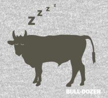 Bull-dozer by Sarah Martin