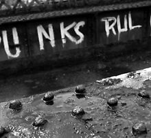 Punks Rule by Mark Ramsell