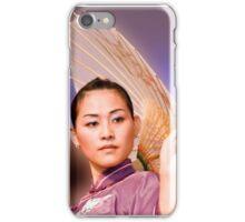 Umbrella Lady iPhone Case/Skin
