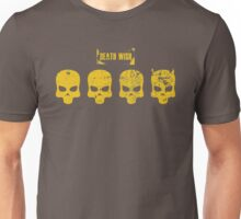 Payday 2 Skulls - Death Wish Unisex T-Shirt