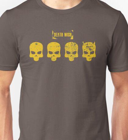 Payday 2 Skulls - Death Wish Unisex T-Shirt