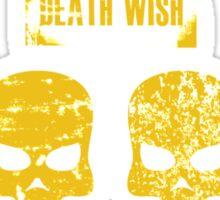 Payday 2 Skulls - Death Wish Sticker