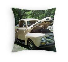 1948 Ford Pick Up Truck Throw Pillow