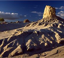 Eroded Dune by Terry Everson