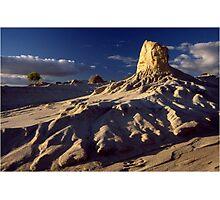 Eroded Dune Photographic Print
