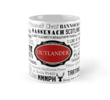 Outlander Mug (Red) Mug