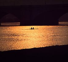 Golden Potomac by DJ Florek