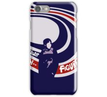 Elliott Smith Figure 8 Bigger iPhone Case/Skin