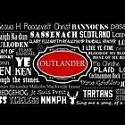 Outlander Mug - Black by patee333