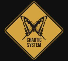 Chaotic system. The butterfly effect. Chaos theory. by 2monthsoff