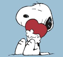 Snoopy in love T-Shirt