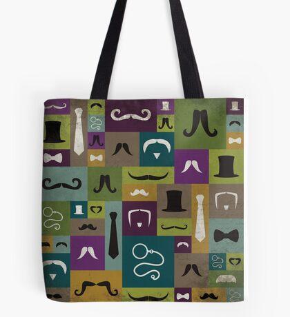 Musta-Chic Tote Bag