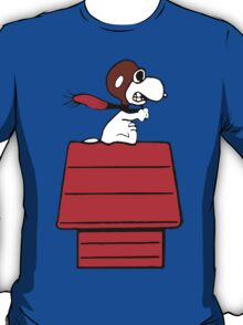 Aviator Snoopy T-Shirt