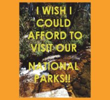 National Parks by Beth Mills