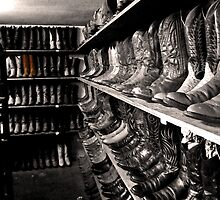 Selected Boots by Andrew Ness - www.nessphotography.com