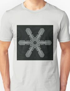 Ornament Snowflake 4 Unisex T-Shirt