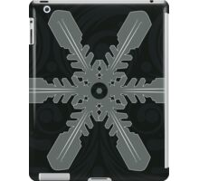 Ornament Snowflake 4 iPad Case/Skin