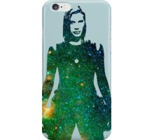 Starbuck - Battlestar Galactica iPhone Case/Skin