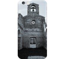 An ancient Church iPhone Case/Skin