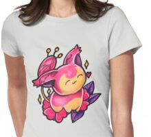 Skitty  Womens Fitted T-Shirt