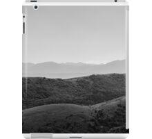 Back to Earth - Italian landscape  iPad Case/Skin