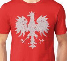 Polish White Eagle  Unisex T-Shirt