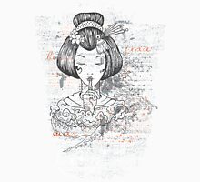 Geisha Peace Unisex T-Shirt