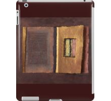 Page Format No.2 Transitional Series   iPad Case/Skin