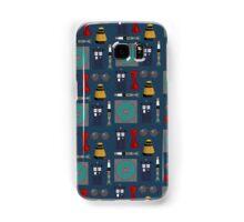 11th Pattern Samsung Galaxy Case/Skin