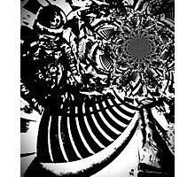 Space Explorer  Photographic Print