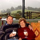 photoj Tasmania Eagles Nest Retreat-Mr & Mrs D.Brown by photoj