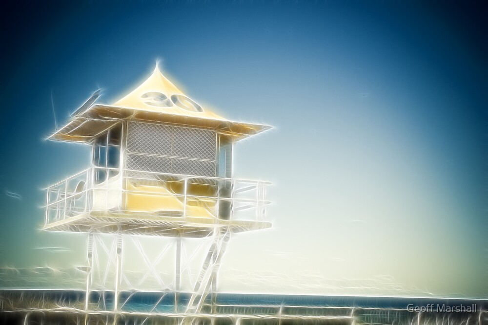 Watch Tower by Geoff Marshall