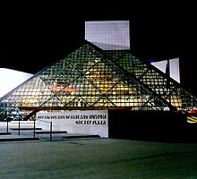 Rock n Roll Hall of Fame by DJ Florek