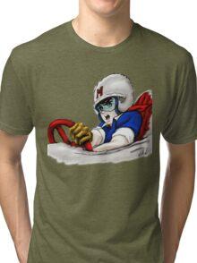 Speed Racer Tri-blend T-Shirt