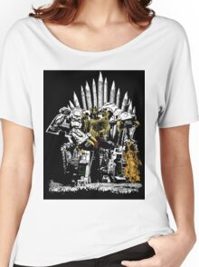 Dino King (variant 3) Women's Relaxed Fit T-Shirt