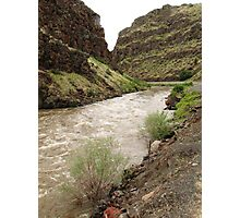 Picture Gorge Photographic Print