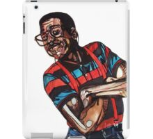 Urkel iPad Case/Skin