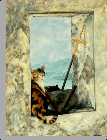 The Dream Voyage by Siameseboy
